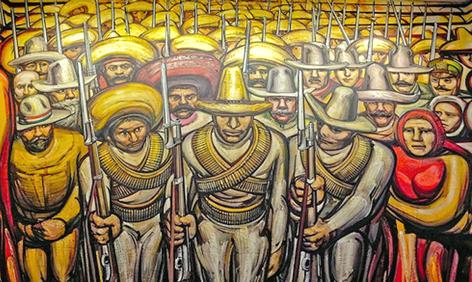 Cursos gusto por la historia for Definicion de pintura mural