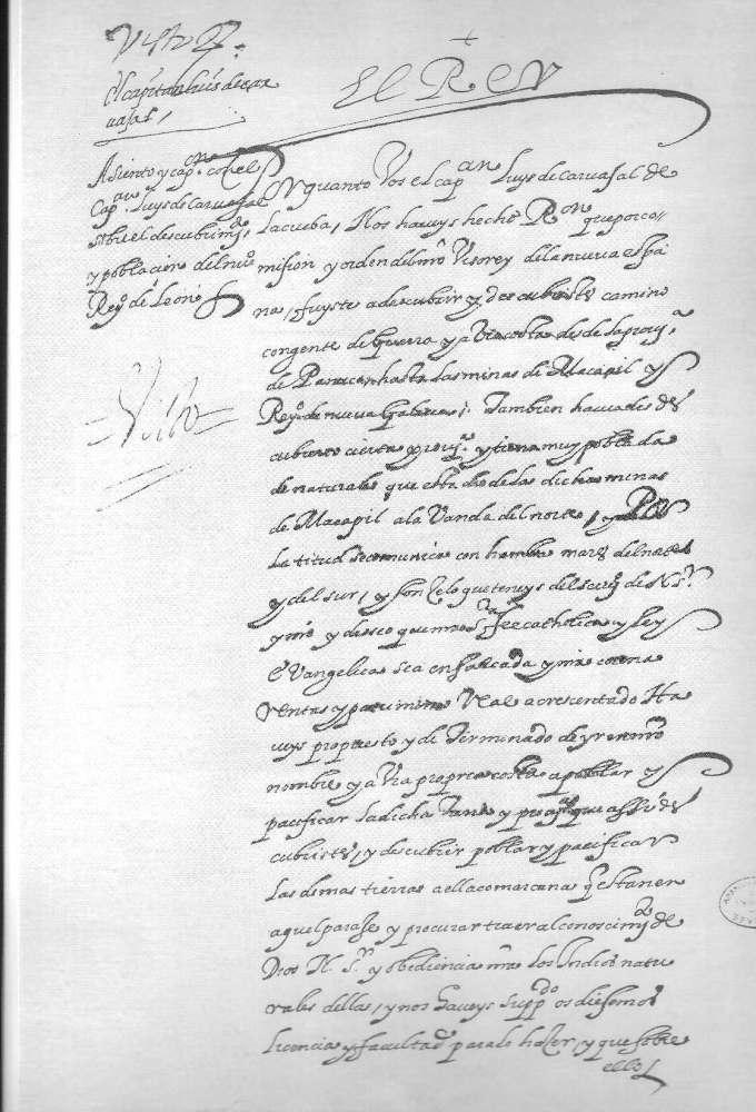 El Nuevo Reino de León, la familia Carvajal y la Inquisición (2/5)