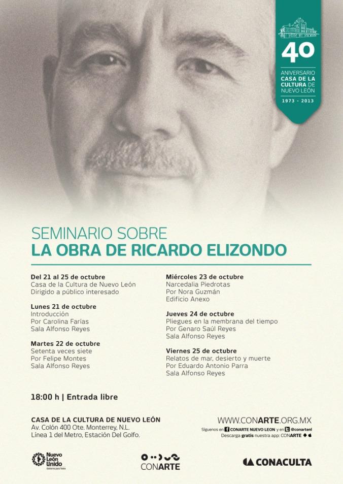 seminario Ricardo Elizondo