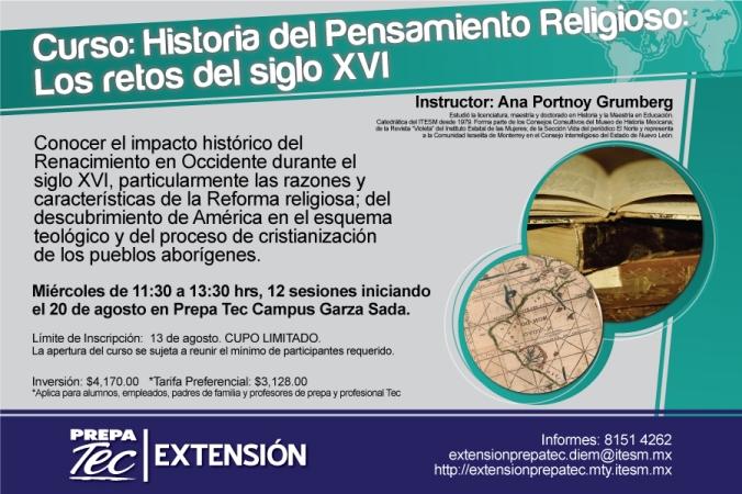 Pensamiento Religioso AD2014_invitacion